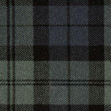 Midas Tartan Carpet - Green / Blue