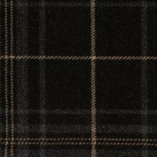 Midas Tartan Carpet - Grey / Stone