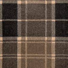 Midas Tartan Carpet - Heather