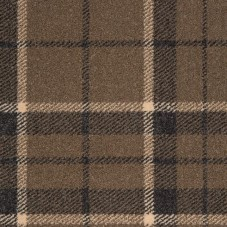 Midas Tartan Carpet - Mink Grey
