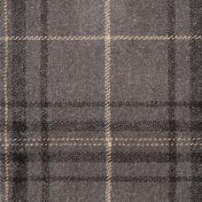 Midas Tartan Carpet - Soft Pewter