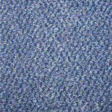 Stainfree Donegal Tweed Twist Carpet - Cobalt 20