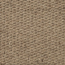 Aruba Textured Wool Loop Carpet - Cappuccino