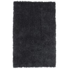 Diva Soft Touch Shaggy Rug - Charcoal