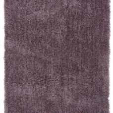 Diva Soft Touch Shaggy Rug - Heather