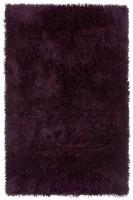 Diva Soft Touch Shaggy Rug - Purple