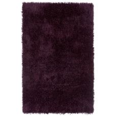 Diva Soft Touch Shaggy Rug - Purple