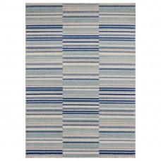 Muse Rug - MU05 Blue Stripes