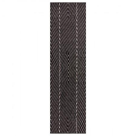 Muse Modern Runner - MU10 Black Linear