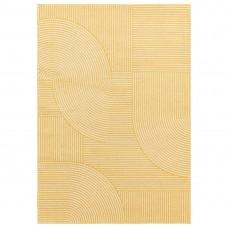 Muse Modern Rug - MU18 Yellow