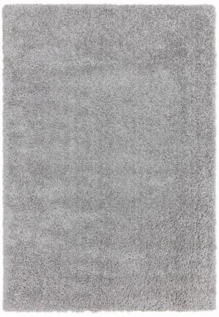 Ritchie Chunky Shaggy Rug - Light Grey