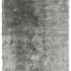 Whisper Shiny Silky Shaggy Rug - Tungsten