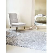 Aurora Abstract High Shine Rug - Solar AU03