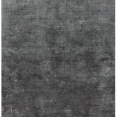Milo Soft Lustrous Shaggy Rug - Grey
