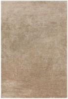 Milo Soft Lustrous Shaggy Rug - Sand