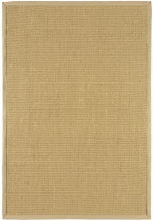 Sisal Anti Slip Hardwearing Rug - Linen