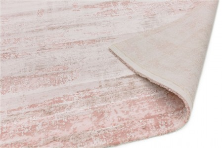 Astral Super Soft Acrylic Rug - Pink