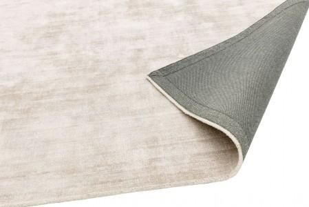 Blade Luxurious Dense Viscose Rug - Putty