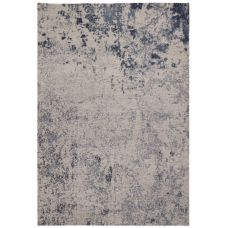 Dara Abstract Outdoor Rug - Blue