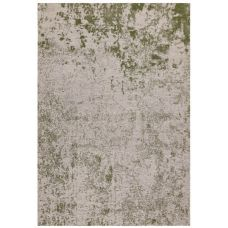 Dara Abstract Outdoor Rug - Green
