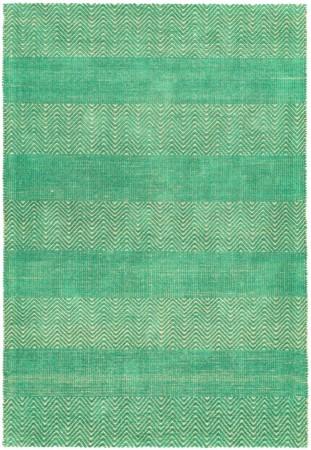 Ives Jute Flatweave Rug - Green