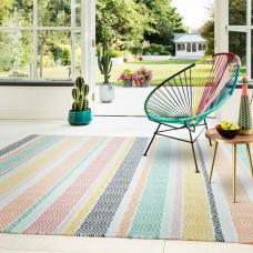 Boardwalk Striped Rug - Pastel Multi