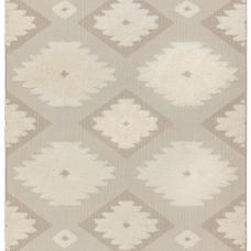 Monty Tribal Rug - Natural Cream