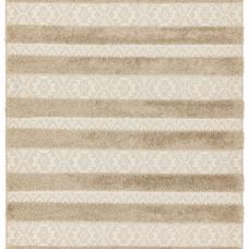Monty Stripe Rug - Natural Cream