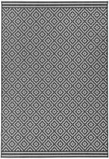 Patio Geometric Rug - Diamond Mono
