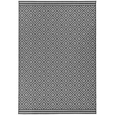Patio Geometric In/Outdoor Rug - Diamond Mono