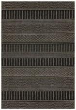 Varanda Rug - Black Stripe
