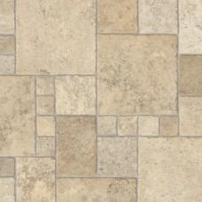 Luxury Classics Tile Vinyl - Toucan Brown 37
