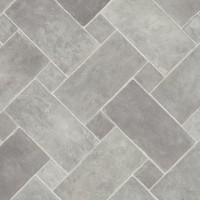 Natural Tiles Vinyl - Alhambra Grey 93