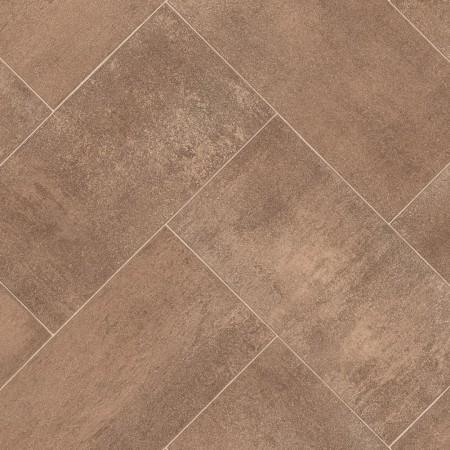Natural Tiles Vinyl - Bilbao Brown 36