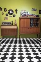 Choice Vinyl - York Black & White