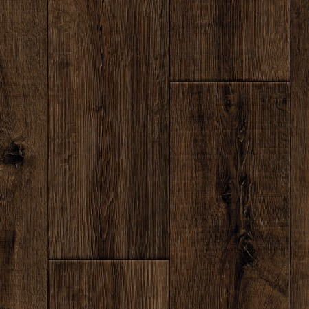 Ultimate Timber Vinyl - Edgewood Dark Brown 48