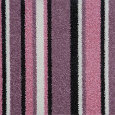 Funky Stripe - Baby Pink Carpet