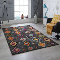 Atlas Rugs - 1330Y Black
