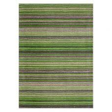Calais Stripe Rug - Green