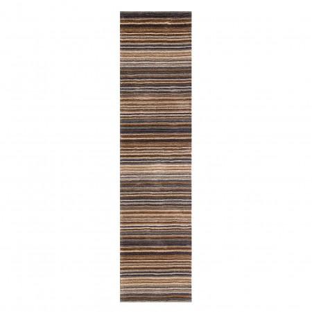 Carter Striped Rug - Natural