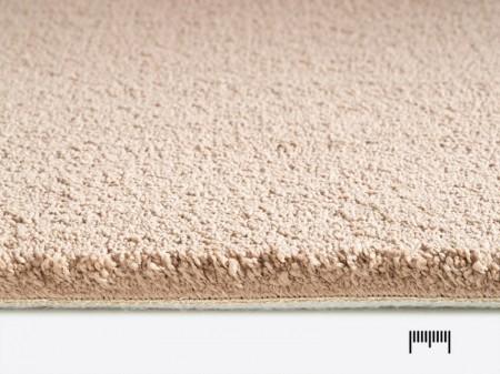 Amaryllis Super Soft Saxony Carpet - Sandstone 138