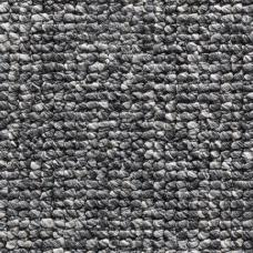 Stone Loop Carpet - Charcoal 990