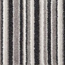 Swedish Saxony Stripes Carpet - Grey 96