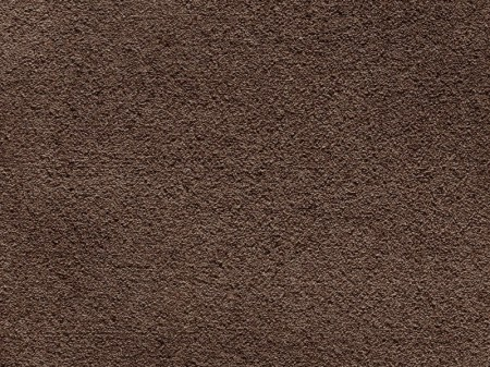 Galloway Super Soft Silky Saxony Carpet - Brown 48