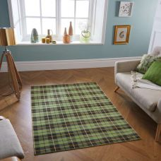 Cottage rugs - Green