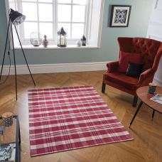 Cottage rugs - Red