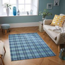 Cottage rugs - Blue