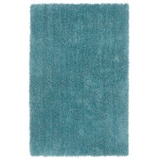 Diva Soft Shaggy Rugs - Teal Rugs