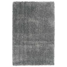 Diva Soft Shaggy Rugs - Silver Rugs