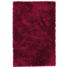 Diva Soft Shaggy Rugs - Red Rugs